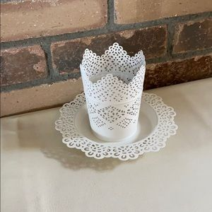 Cute IKEA Flower Pot or Candle holder